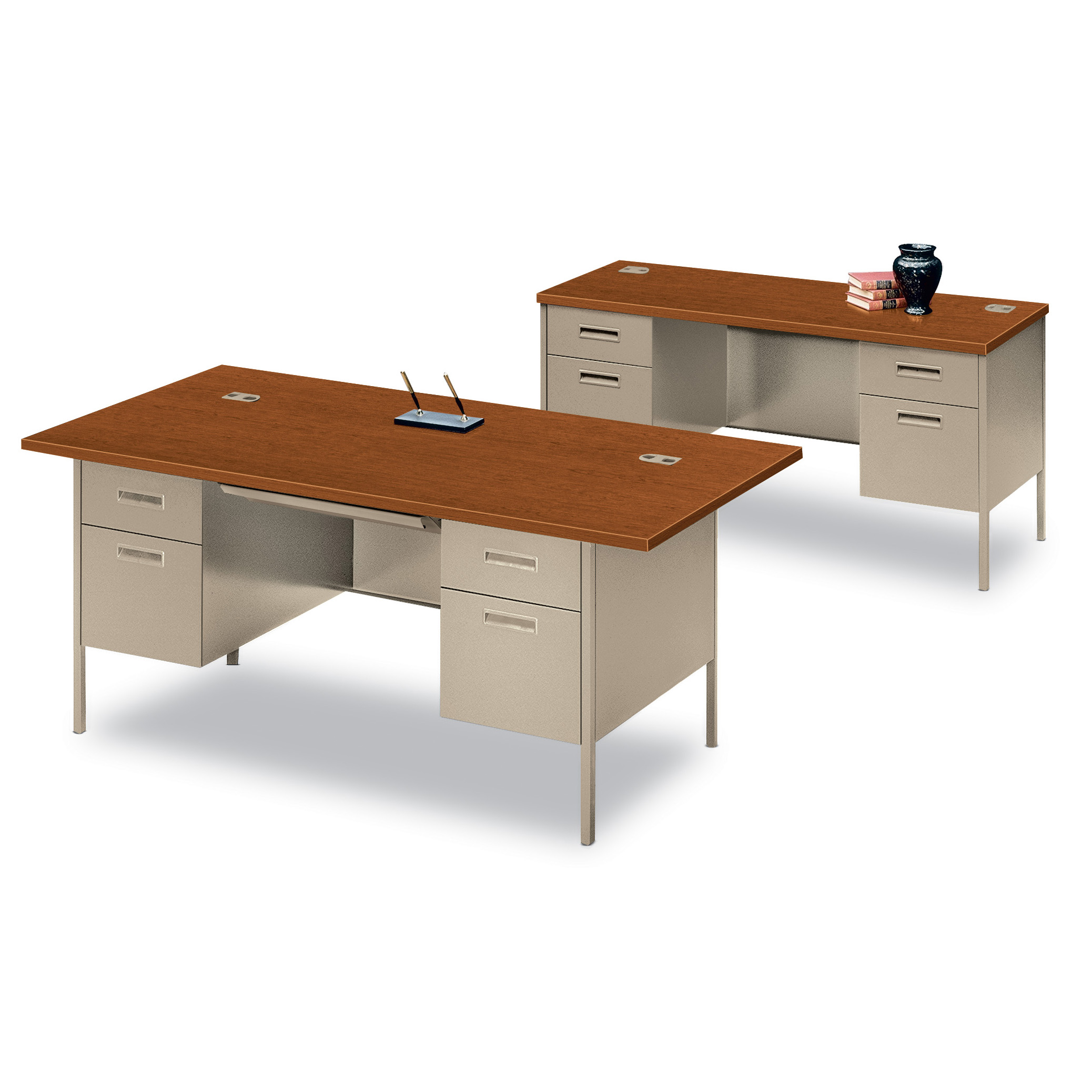 Classic home office fitted furniture from strachan for Classic home tables