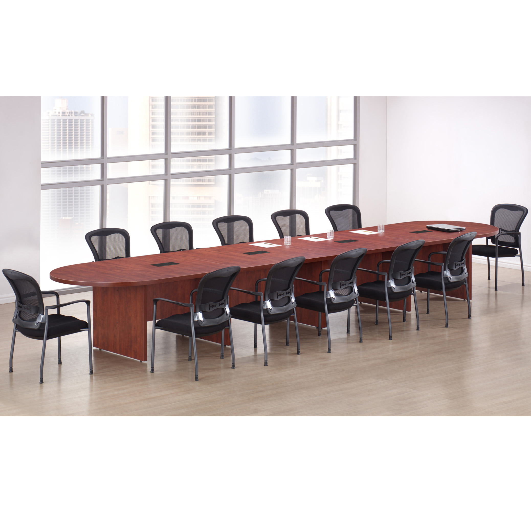 Performance Conference Table HON Arthur P OHara Inc - Hon racetrack conference table