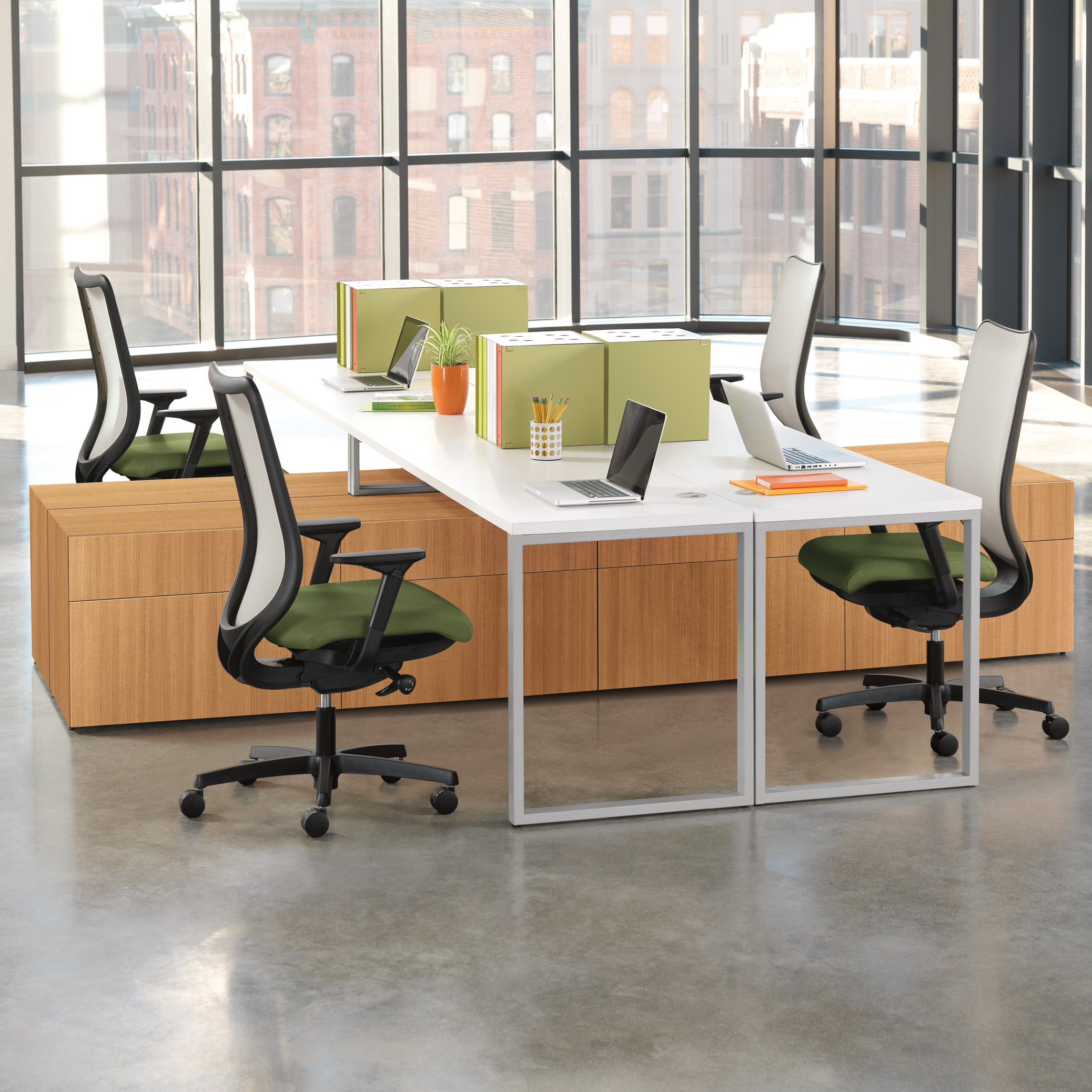 Voi Systems Office Furniture Chicago New Rental Used Desks Cubicles Chairs