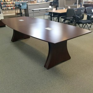 showroom conference table square