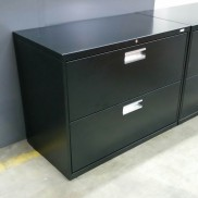 Used HON 36W 2-Drawer Lateral File