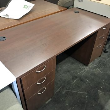Used HON Foundation Desk