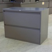 Used Steelcase 36W 2-Drawer Lateral File