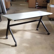 Used 5' Basyx Training Tables