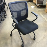 Used Lorell Nesting Chair