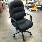 Used HON Pillowsoft Executive Chair