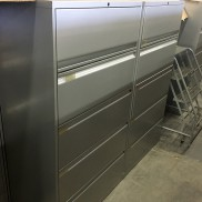 Used Knoll 5-Drawer Lateral File