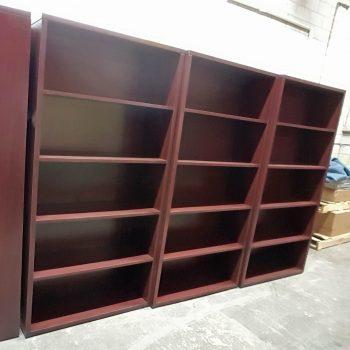 Used HON 5-Shelf Bookcase