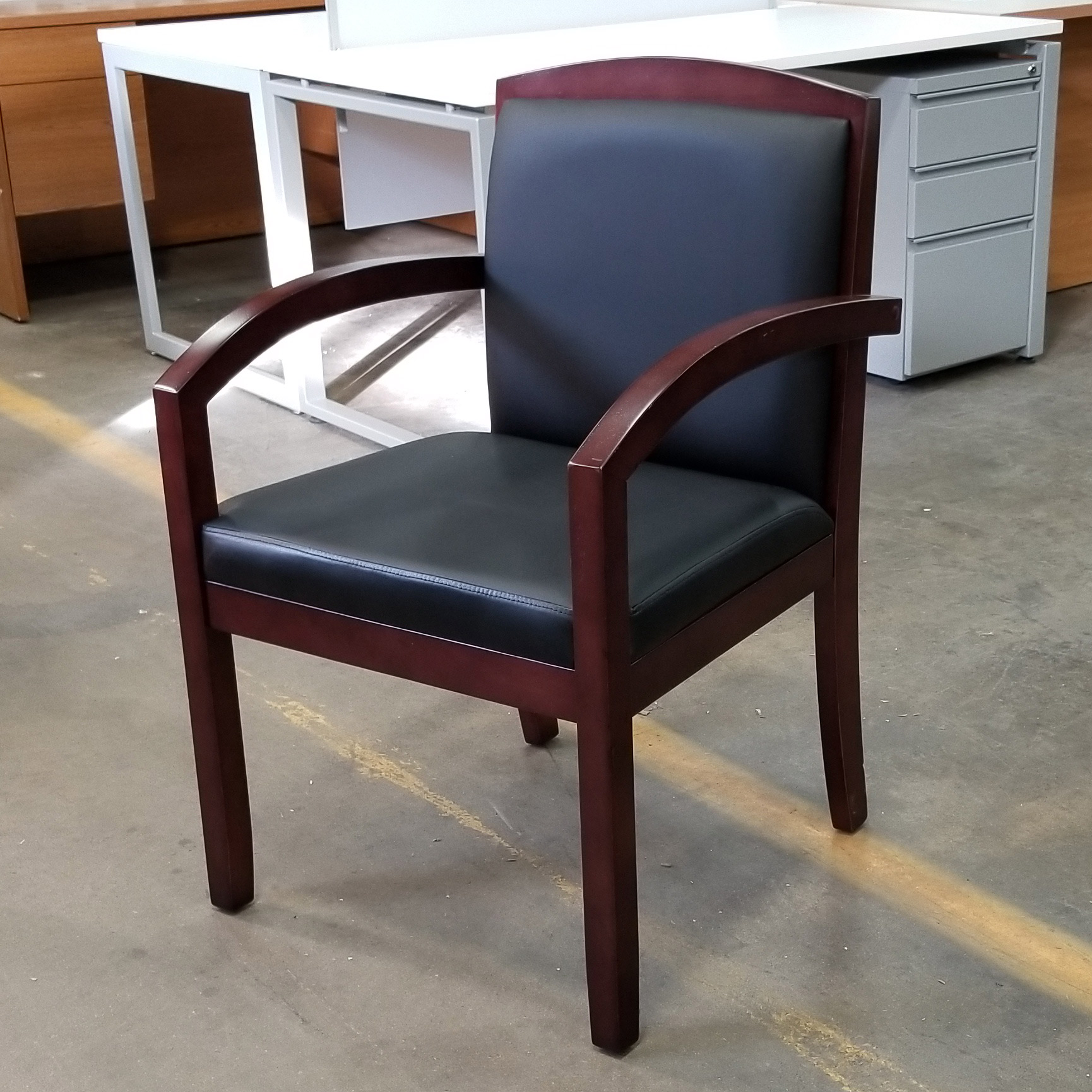 Used Topflight Guest Chair - HON - $209