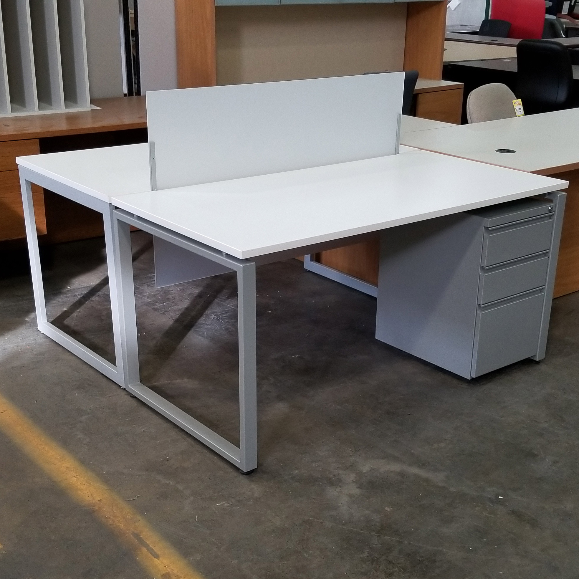 used voi benching desks hon  450 arthur p o hara  inc clearance office furniture near me clearance office furniture macclesfield