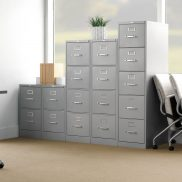 Steel Vertical File Rentals