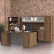 Wood Laminate Office Desks