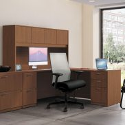 L-Shape Rental Desks