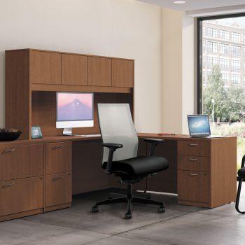 L-Shape Rental Desks