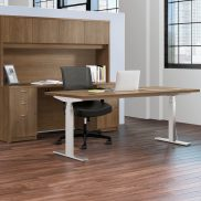 Sit-to-Stand Rental Desks