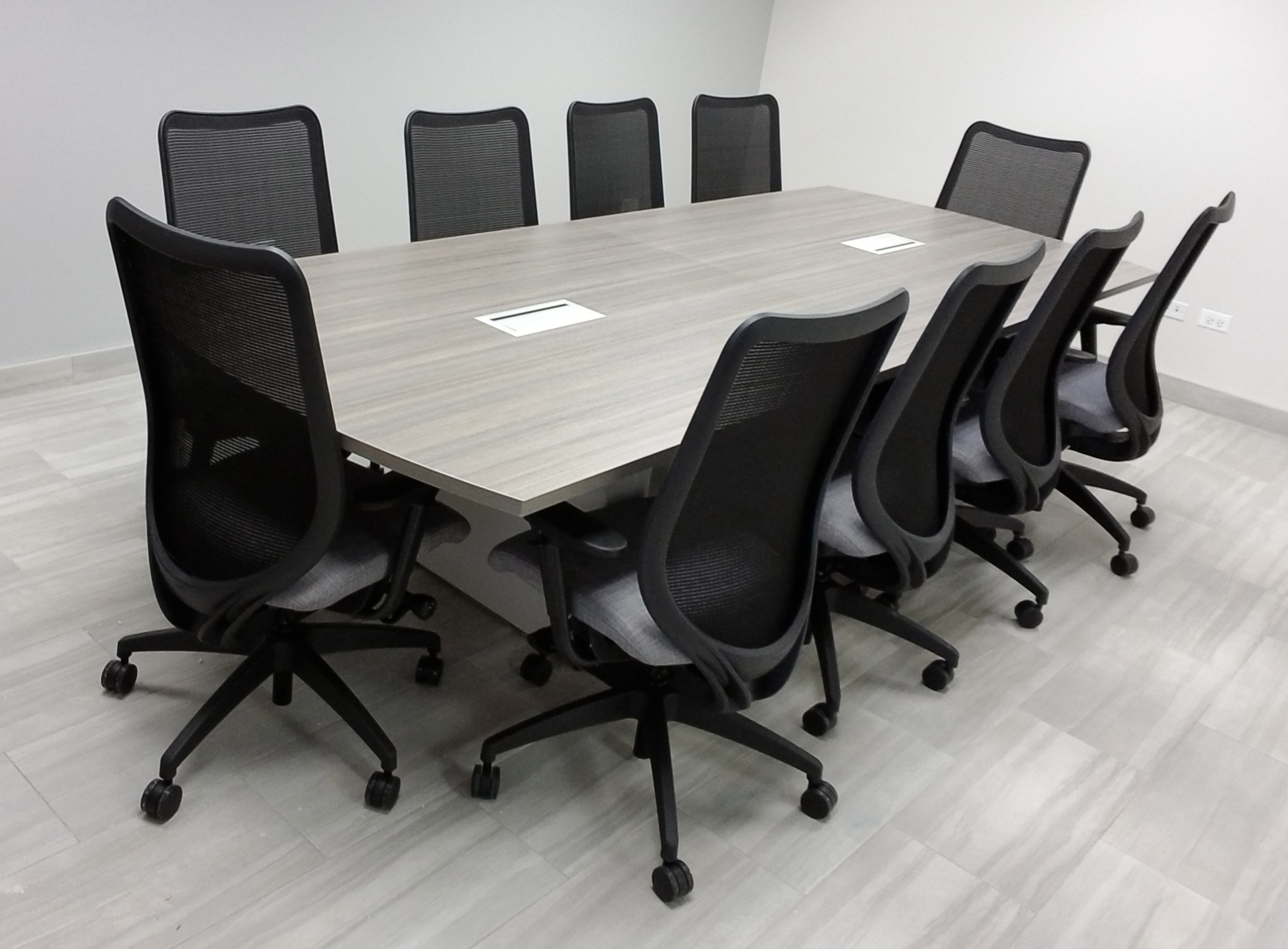 Completed Office Furniture Projects In Chicago Arthur P OHara - Preside conference table