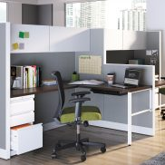 Cubicles (Workstation) Rental Systems