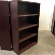 Used HON 4-Shelf Bookcase