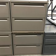 Used Steelcase 30W 2-Drawer Lateral File