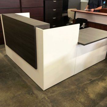 Used Paoli Reception Desk