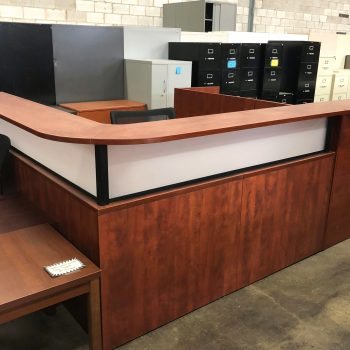 Used Performance Reception Desk
