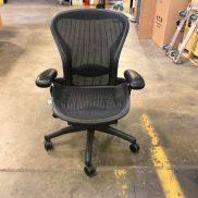 used aeron chairs