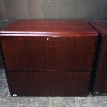 Used 36W Veneer Lateral File