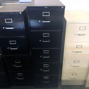Used HON 5-Drawer Vertical File (Legal)