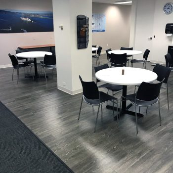 Used Round Break Room Tables
