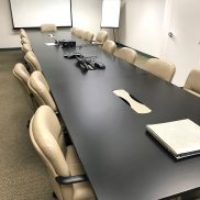 Used 20' Conference Table