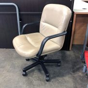 Used Conference Leather Chairs