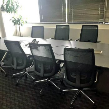 Used 14' Conference Table