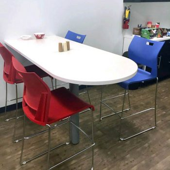Used High-Top Tables