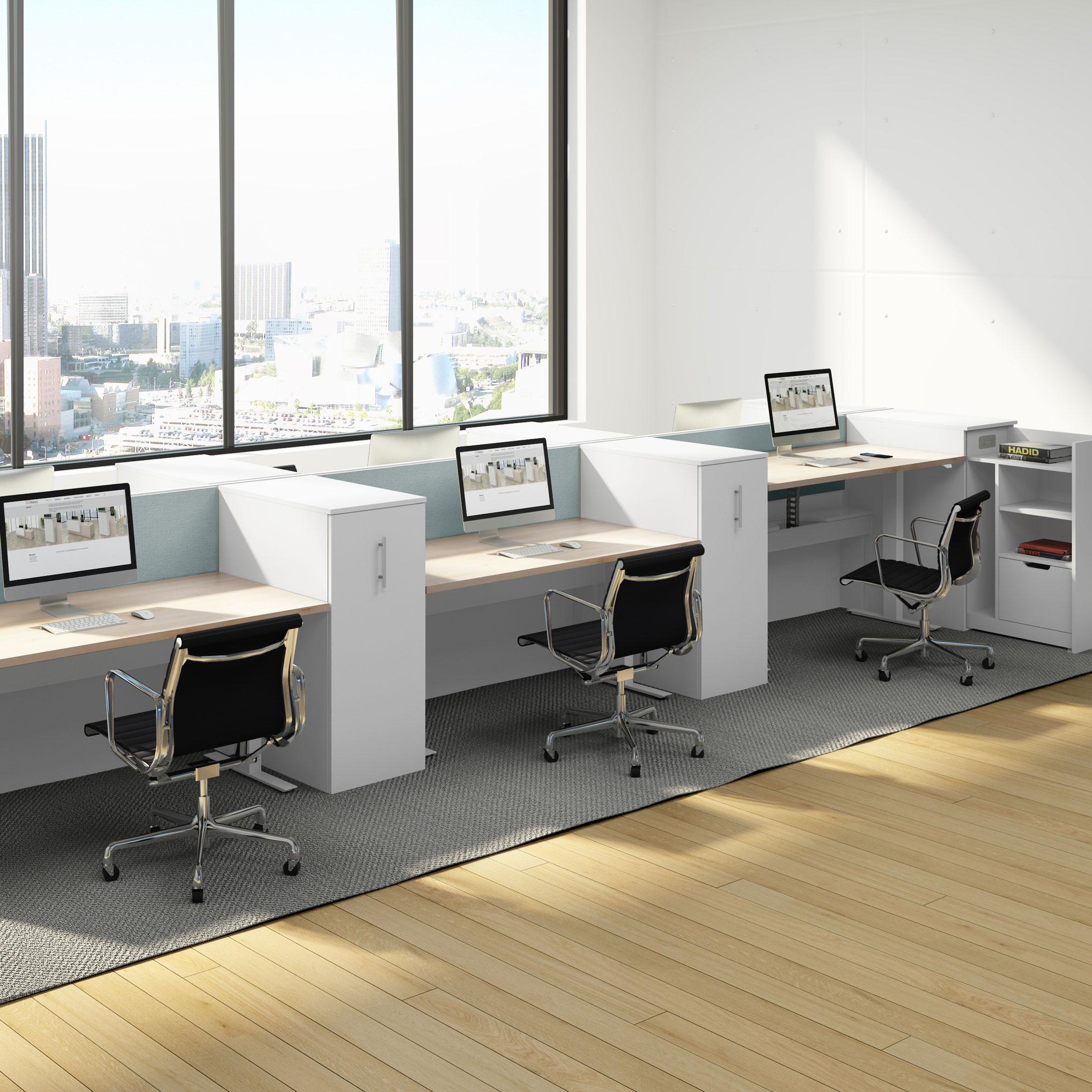 Tremendous Hover Open Plan Office Furniture Arthur P Ohara Inc Download Free Architecture Designs Scobabritishbridgeorg