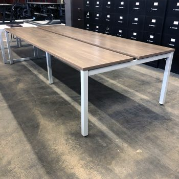 Used Empower Benching Desks 4-Pack