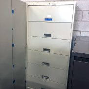 Used HON 36W 6-Drawer