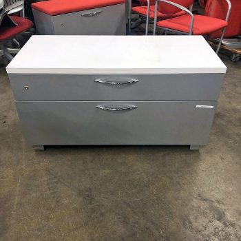 Used Steelcase TS Series 2-Drawer Lateral
