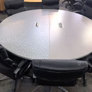 Used Circle Conference Table