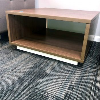 Cube End Table Showroom Sample
