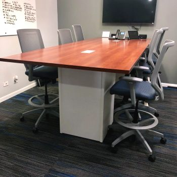 10' Media/Conference Table Showroom Sample