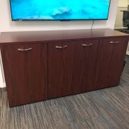 Hospitality Credenza Showroom Sample
