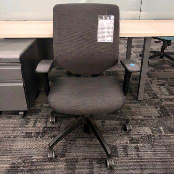 Solve Upholstered ReActiv Back Showroom Sample