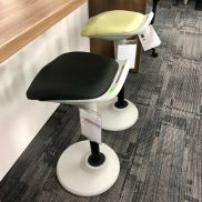 Perch Stool Showroom Samples