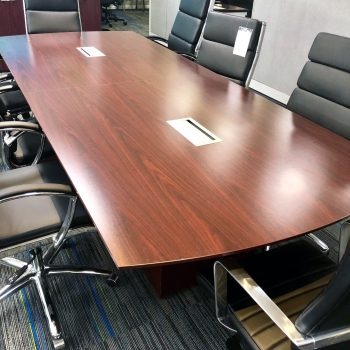 10' Conference Table Showroom Sample