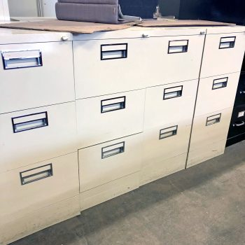 Used 3-Drawer Vertical File (Legal)