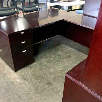 Used Executive U-Shape Desk