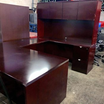 Used Executive U-Shape Desk
