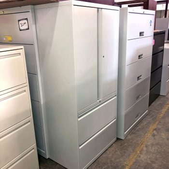 Used HON Flagship Storage Cabinet