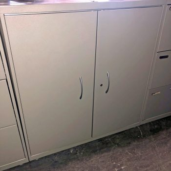 Used HON Storage Cabinet